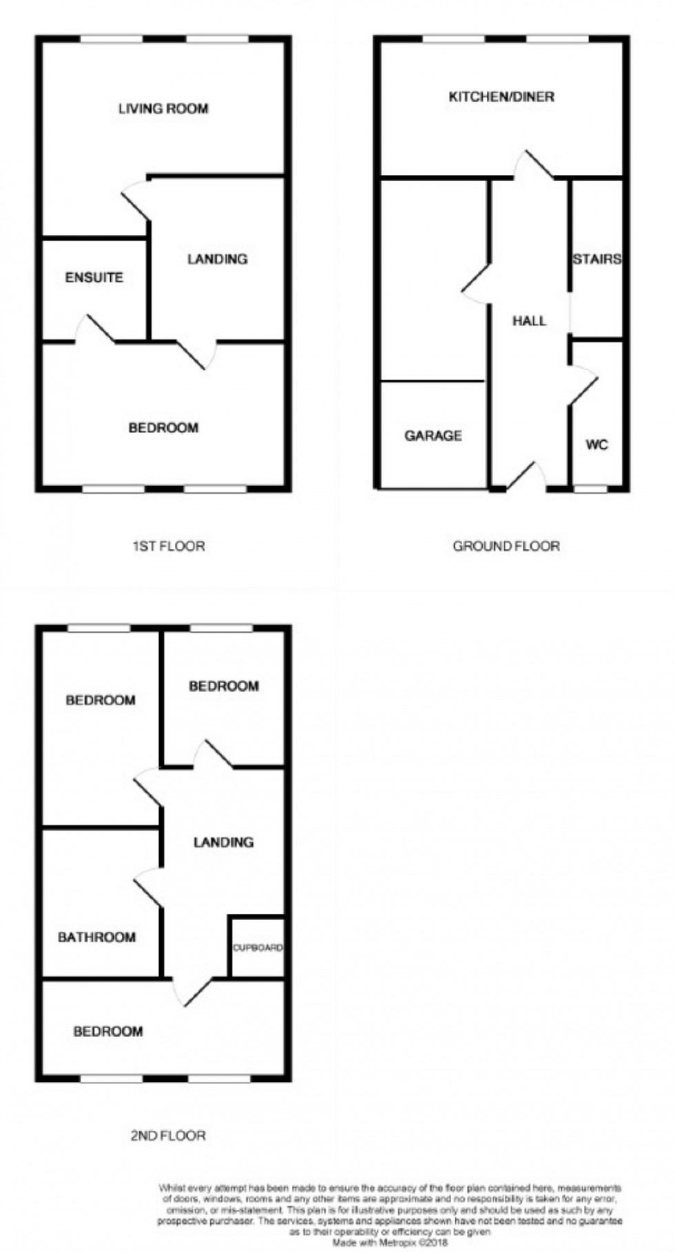 Floorplan for Dyers Court, Bollington, Cheshire